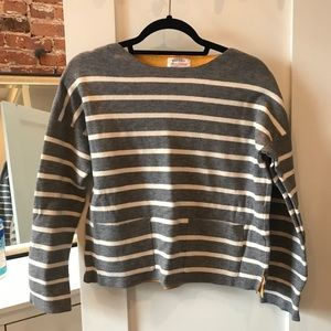 Zara Girls winter sweater